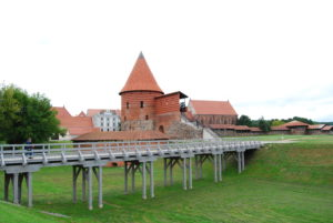 Каунасский замок 1