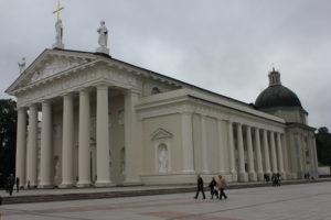 Кафедральный собор. Вильнюс
