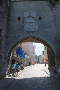 Морские ворота. Таллин