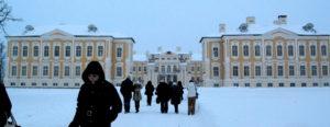 Рундальский дворец 1