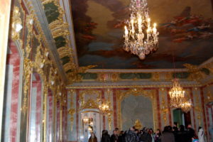 Рундальский дворец 5