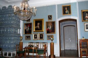 Рундальский дворец 8