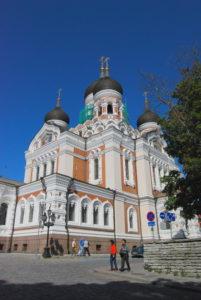 Собор Александра Невского 1. Таллин