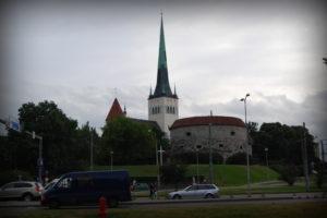 Церковь Святого Олафа. Таллин