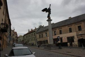 город художников. Вильнюс