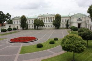 президентский дворец. Вильнюс