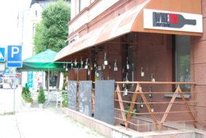 ресторан на Лайсвес ал, Каунас
