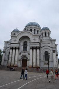собор Святого Михаила Архангела, Каунас