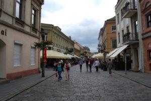 улочки Каунаса