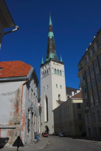 церковь Святого Олафа 6. Таллин