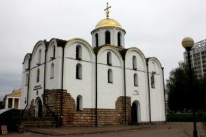 Благовещенская церковь. Витебск