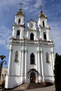Воскресенская церковь. Витебск