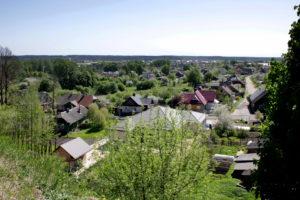 Замковая гора, Новогрудок