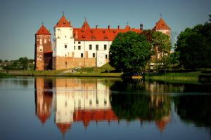 Мирский замок 6