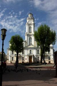 Ратуша.Витебск