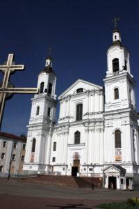 Успенский собор 1.Витебск