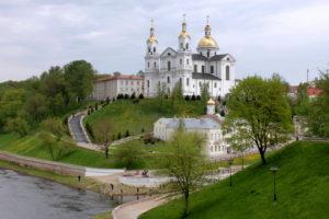 Успенский собор. Витебск