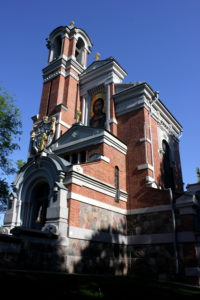 Часовня Святополк - Мирских. Мирский замок
