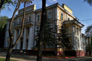 дом губернатора. Витебск