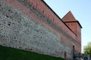 стены. Лидский замок
