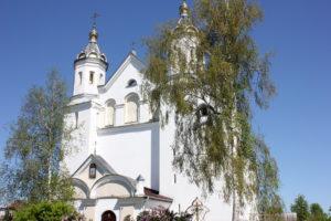 храм Бориса и Глеба. Новогрудок